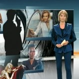 """Bond-Girls"", heute journal, 05.10.2012, Moderation Marietta Slomka, © ZDF"