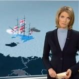 England, heute journal, 09.12.2011, Moderation Marietta Slomka, © ZDF