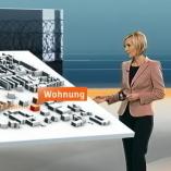 """Fußfessel"", heute 19Uhr, 26.01.2012, Moderation Petra Gerster,  © ZDF"