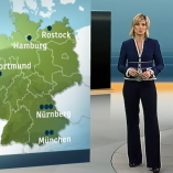 """NSU-Opfer"", heute 19Uhr, 23.02.2012, Moderation Barbara Hahlweg,  © ZDF"