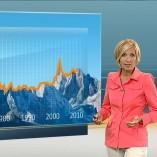 """""""Bergunfälle"""", heute 19Uhr, 02.08.2012, Moderation Petra Gerster,  © ZDF"""