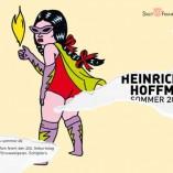 Heinrich Hoffmann Sommer Postkarte
