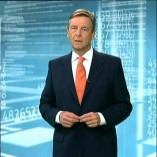 """Hochfrequenzhandel"", heute journal, 26.09.2012, Moderation Claus Kleber, © ZDF"