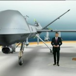 """""""Drohnen"""", heute 19Uhr, 13.09.2012, Moderation Matthias Fornoff, © ZDF"""