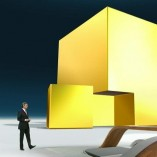 """Gold"", heute journal, 23.10.2012, Moderation Claus Kleber, © ZDF"