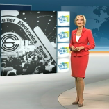 """CES"", heute 19Uhr, 09.01.2013, Moderation Petra Gerster, © ZDF"