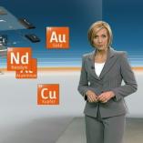 """""""Seltene Erden"""", heute 19Uhr, 19.03.2013, Moderation Petra Gerster, © ZDF"""