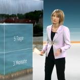 """Regenmenge"", heute journal, 03.06.2013, Moderation Marietta Slomka, © ZDF"