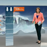"""Mt. Everest"", Mittagsmagazin, 28.05.2013, Moderation Susanne Conrad, © ZDF"