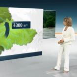 """""""Hochwasser aus Tschechien"""", heute journal, 04.06.2013, Moderation Marietta Slomka, © ZDF"""