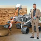 """Curiosity"", Mittagsmagazin, 06.08.2013, Moderation Norbert Lehmann, © ZDF"