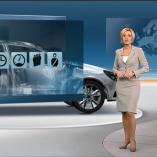 """""""Auto-Daten"""", heute 19Uhr, 29.01.2014, Moderation Petra Gerster, © ZDF"""
