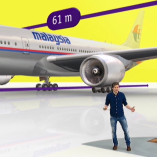 """MH370"", logo!, 24.03.2014, Moderation Tim Schreder, © ZDF"